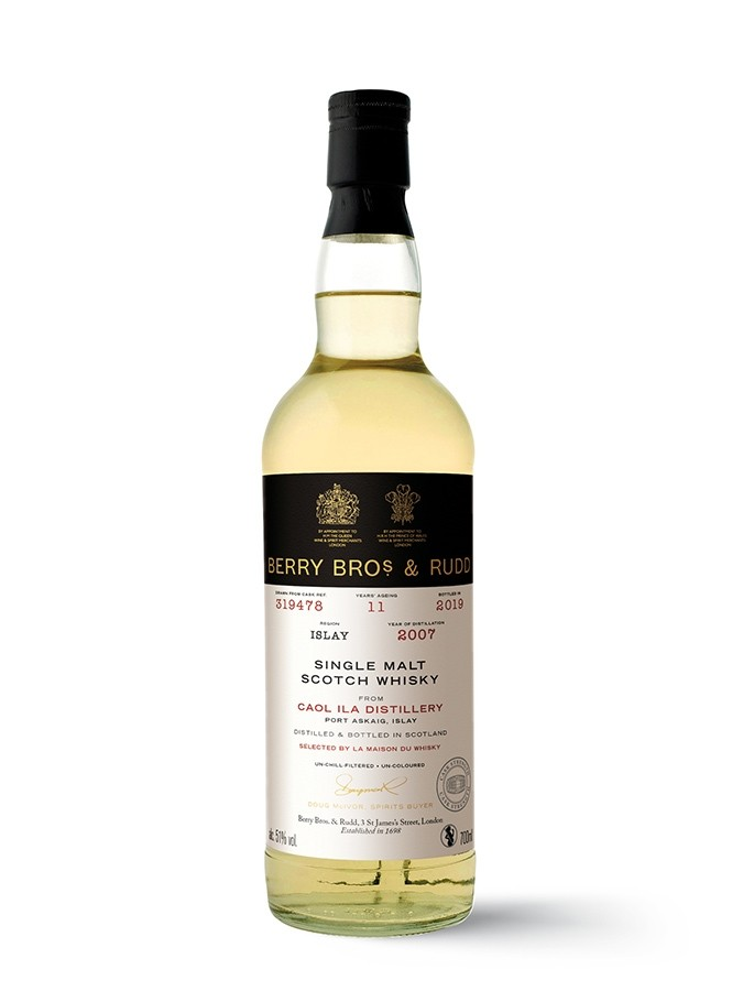 Caol Ila Berry Bros and Rudd
